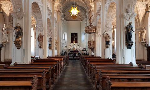 Biserica Sfantul Andrei din Dusseldorf