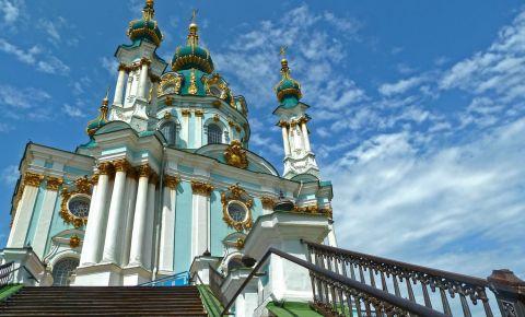 Biserica Sfantul Andrei din Kiev