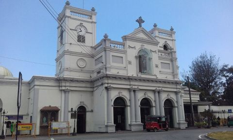 Biserica Sfantul Anton din Colombo