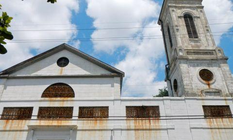 Biserica Sfantul Augustin din New Orleans