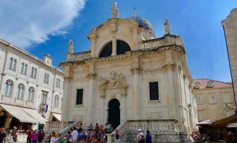 Biserica Sfantul Blaise din Dubrovnik