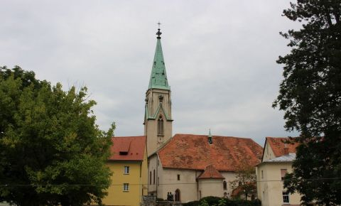 Biserica Sfantul Daniel din Celje