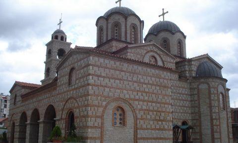 Biserica Sfantul Dimitrie din Prilep