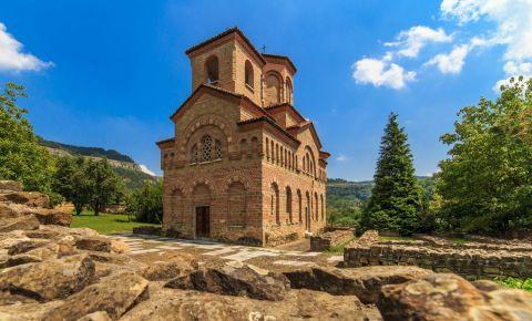 Biserica Sfantul Dumitru din Veliko Tarnovo