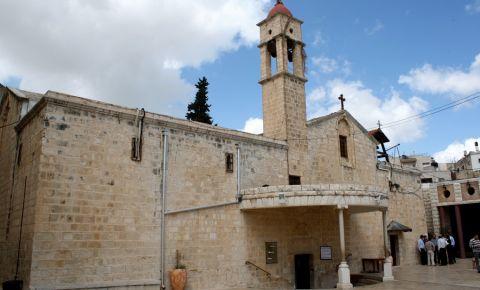Biserica Sfantul Gabriel din Nazaret