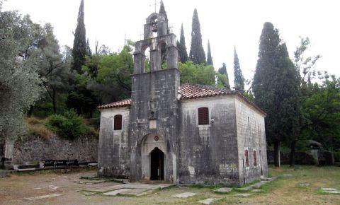 Biserica Sfantul Gheorghe din Podgorica