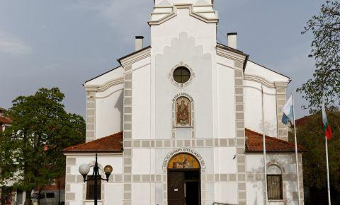 Biserica Sfantul Gheorghe din Pomorie