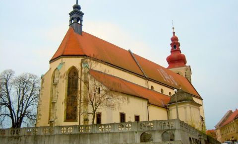 Biserica Sfantul Gheorghe din Ptuj