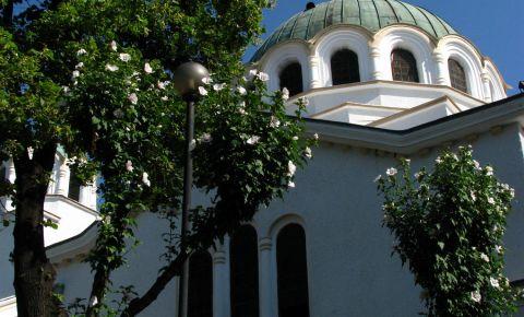 Biserica Sfantul Gheorghe din Sandaski