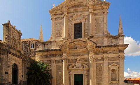 Biserica Sfantul Ignatie din Dubrovnik