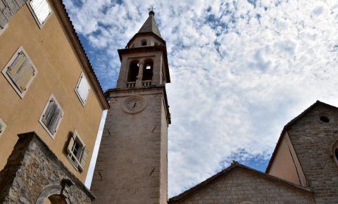 Biserica Sfantul Ioan din Budva
