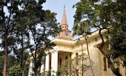 Biserica Sfantul Ioan din Calcutta