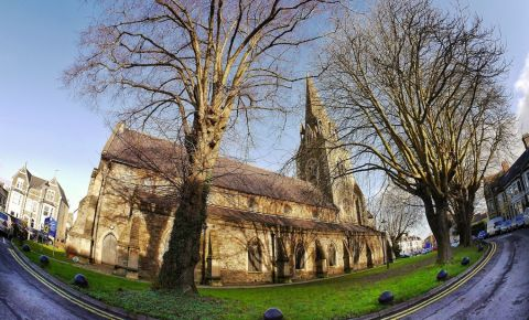 Biserica Sfantul Ioan Botezatorul din Cardiff