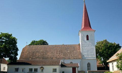 Biserica Sfantul Ioan din Haapsalu