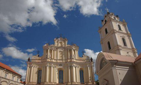 Biserica Sfantul Ioan din Vilnius