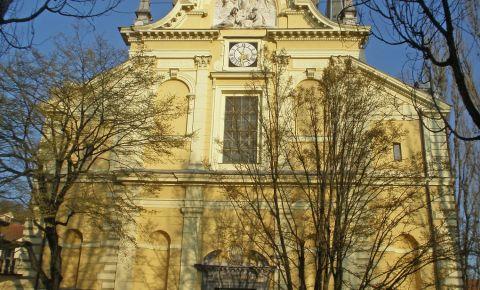Biserica Sfantul James din Ljubljana