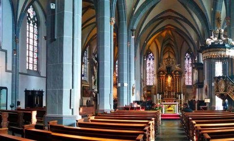 Biserica Sfantul Lambertus din Dusseldorf