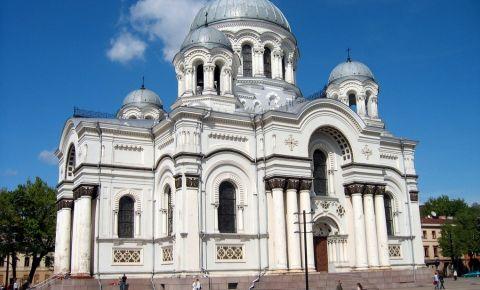 Biserica Sfantul Mihail din Kaunas
