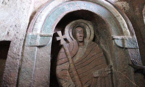 Biserica Sfantul Mihail din Lalibela