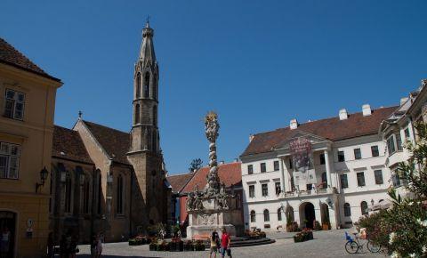 Biserica Sfantul Mihail din Sopron
