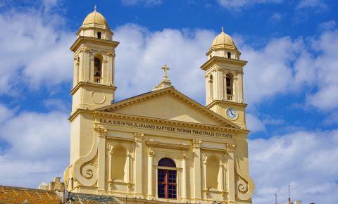 Biserica Sfantul Nicolae din Bastia