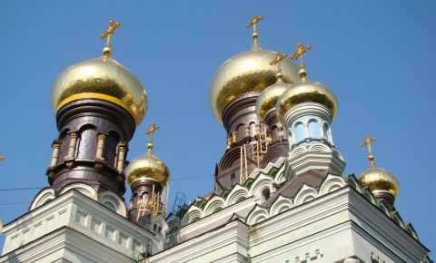 Biserica Sfantul Nicolae din Kiev