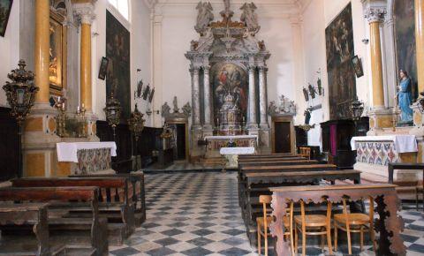 Biserica Sfantul Nicolae din Koper