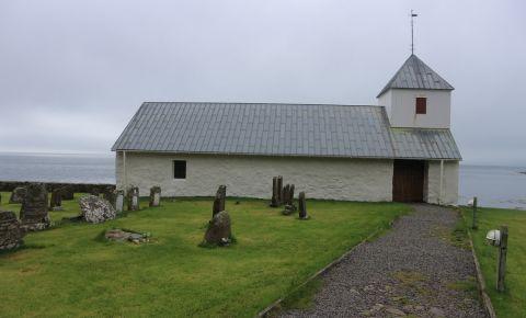Biserica Sfantul Olav din Kirkjubour