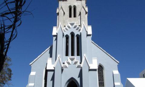 Biserica Sfantul Paul din Paget Parish