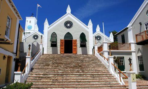 Biserica Sfantul Petru din St David's Island
