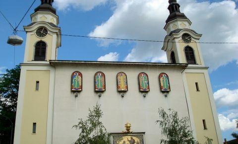 Biserica Sfantul Petru din Ljubljana
