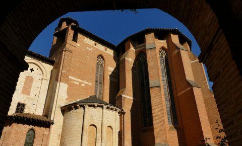 Biserica Sfantul Salvi din Albi