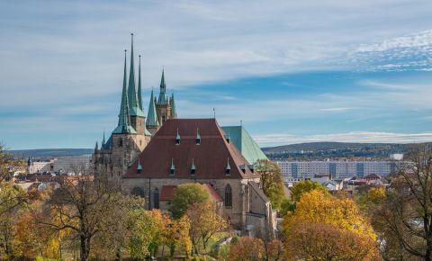 Biserica Sfantul Sever din Erfurt