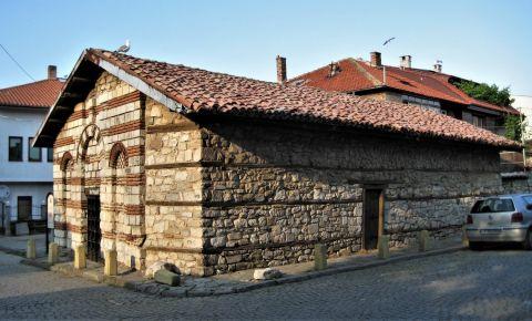 Biserica Sfantul Tudor din Nessebar