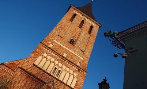 Biserica Sfantului Ioan Botezatorul din Tartu