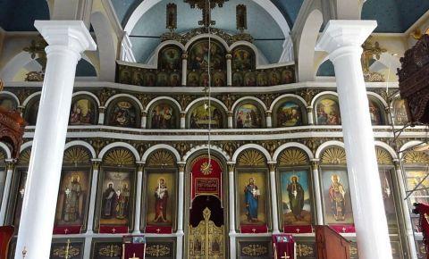 Biserica Sfintii Chiril si Metodiu din Tetovo