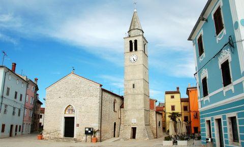 Biserica Sfintii Cosma si Damian din Fazana