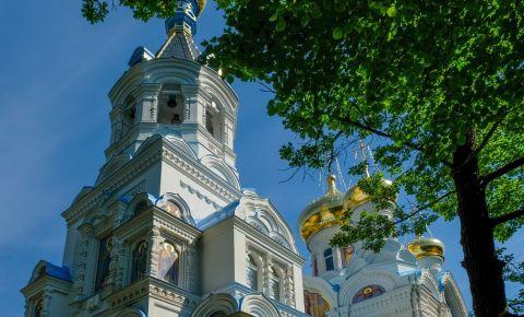 Biserica Sfintii Petru si Pavel din Karlovy Vary