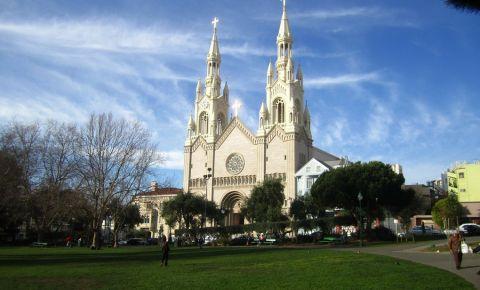 Biserica Sfintii Petru si Pavel din San Francisco