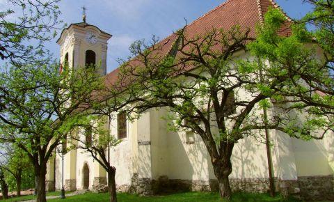 Biserica Sfintii Petru si Pavel din Szentendre