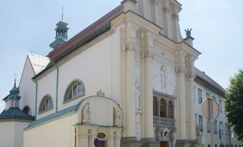 Biserica Sfintilor Petru si Pavel din Ptuj