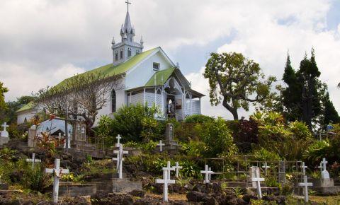 Biserica St Benedict din Hawaii