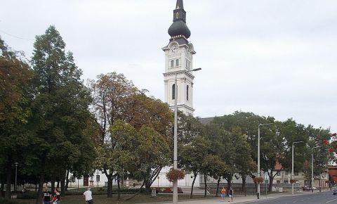 Biserica St Laszlo din Mezokovesd