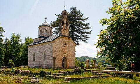 Biserica Vlaska din Cetinje