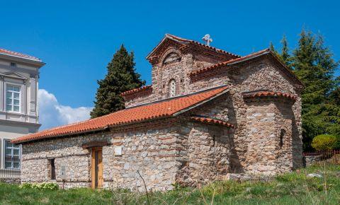 Bisericile Sfanta Dimitria, Sfantul Constantin si Elena si Sfantul Mali Vraci din Ohrid