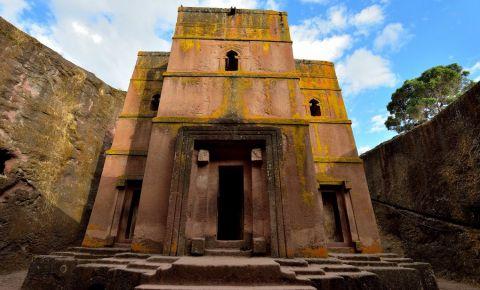 Bisericile Monolitice din Lalibela