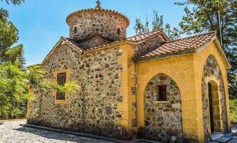 Bisericile Pictate din Troodos
