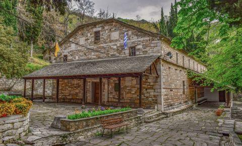 Bisericile Podythou si Theotokou din Kakopetria