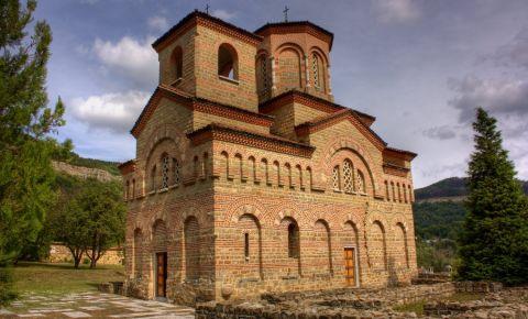 Bisericile din Veliko Tarnovo