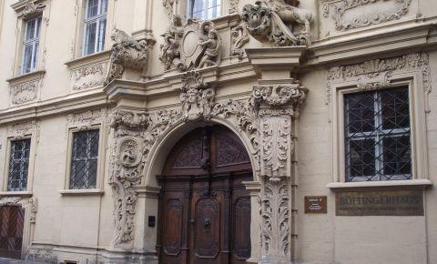 Cladirea Bottingerhaus din Bamberg